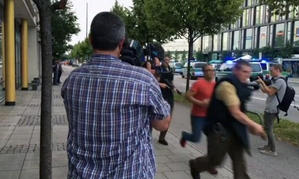 Attaque terroriste à Munich - LE PEUPLE