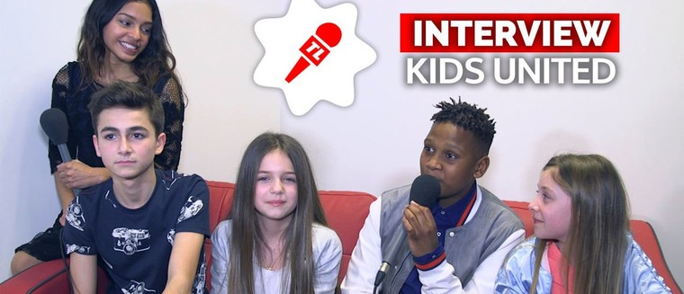 "Kids United : ""Le Prince William nous a dit qu'on chantait très bien"" (VIDEO)"
