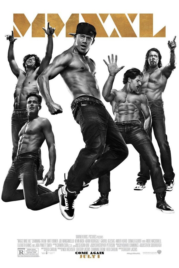Magic Mike XXL en streaming.