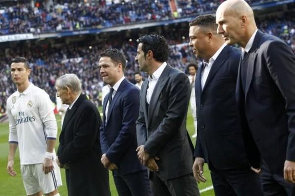 Figo Berpikir Bahwa Real Madrid Bisa Mengatasi Ronaldo