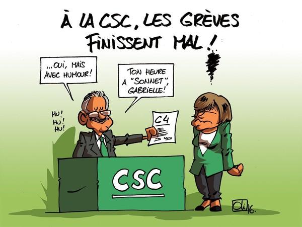 CSC | Les humeurs d'Oli