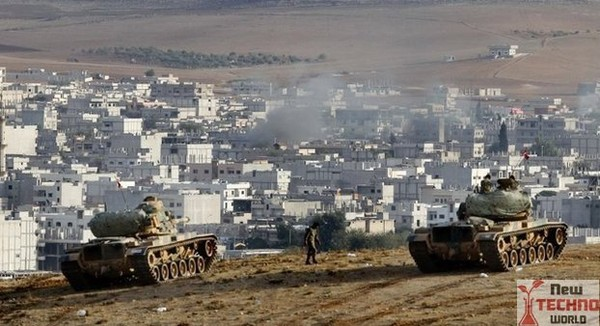 Turkey 'to let US use bases' against Islamic State   World News