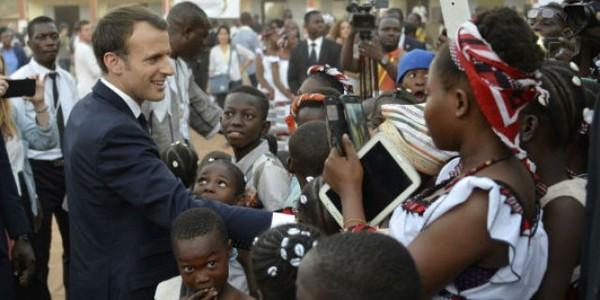 A Ouaga, le regard des Burkinabè sur l'« effet Macron » – JeuneAfrique.com