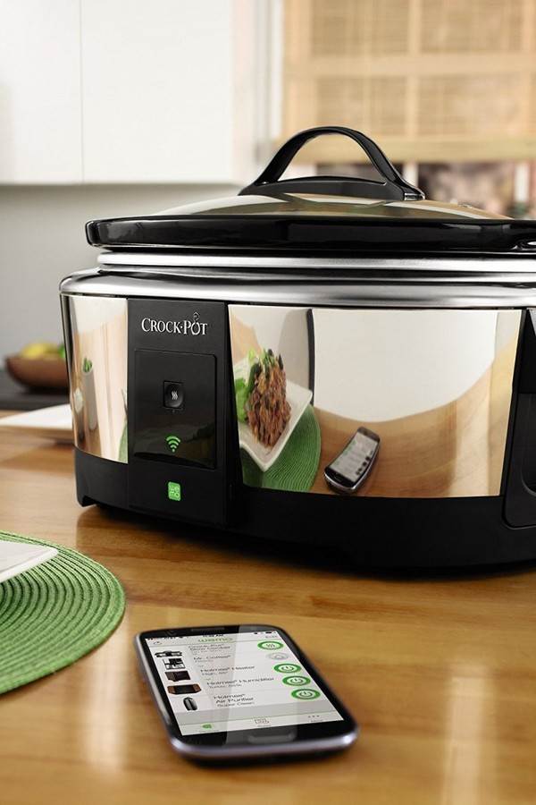 Best Smart Wifi Slow Cooker for iPhone and Others