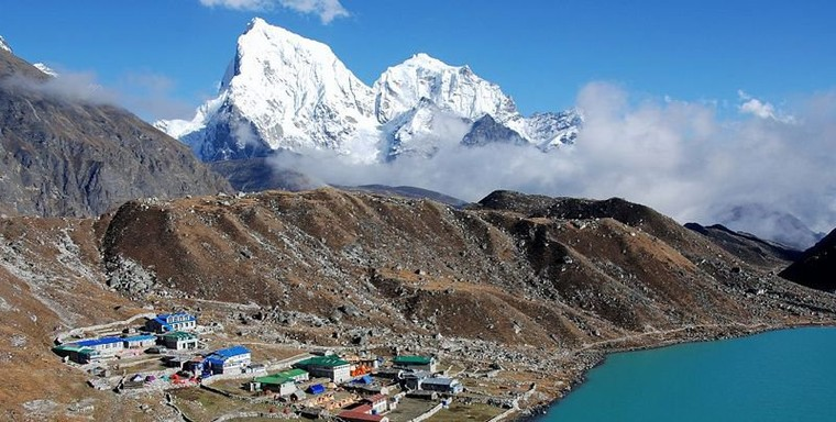 Gokyo Chola Pass to Everest Trekking | Book Now Gokyo Chola Pass Trek