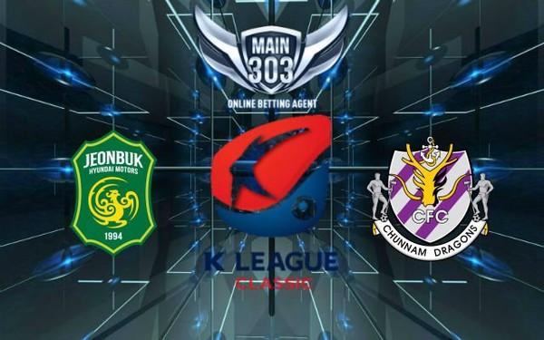 Prediksi Jeonbuk Motors vs Jeonnam Dragons 28 Juni 2015 K League Classic