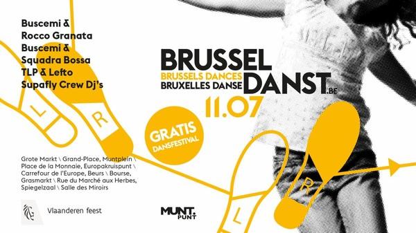 Muntpunt célèbre la néerlandophonie à différents endroits de Bruxelles (le 11/07 – à partir de 17h) - Last night in Orient