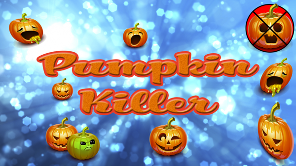 Pumpkin Killer : the video game !