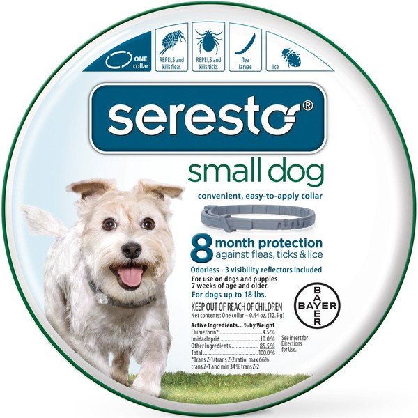Seresto Flea Collars for Dogs and Cats | EntirelyPets