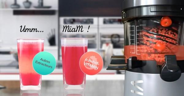 Les robots culinaires - La domotique