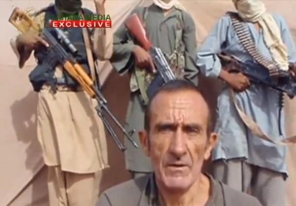 Al-Qaïda diffuse une vidéo de quatre Français enlevés au Niger