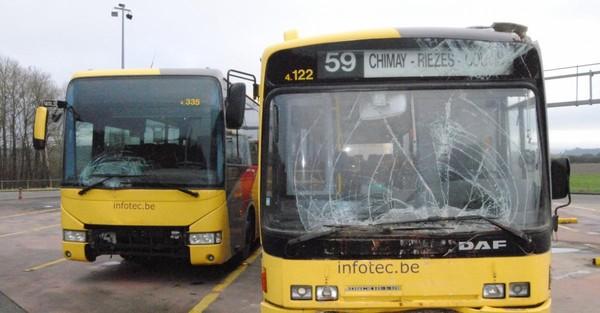 J'ai bien cru que le bus allait m'écraser, confie Magali Menges, de Cul-des-Sarts (photos)