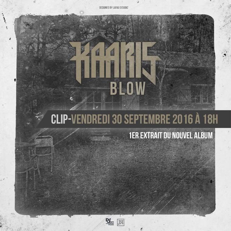"""Découvrez le nouveau clip de Kaaris """" Blow """""""