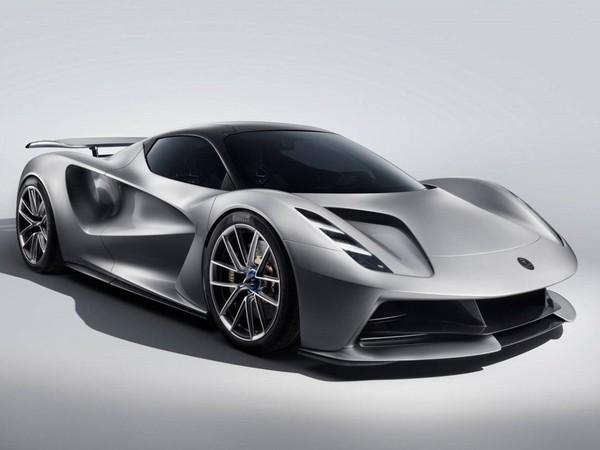 La Lotus Evija 2020 est une Hypercar à 1,9 millions de dollars