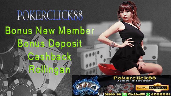 Situs Poker Indonesia dan Agen Ceme Terpercaya Deposit 10ribu
