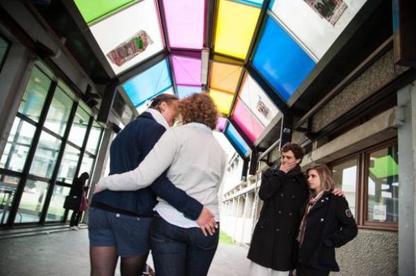 Sondage: 59% des lesbiennes s'estiment victimes d'homophobie