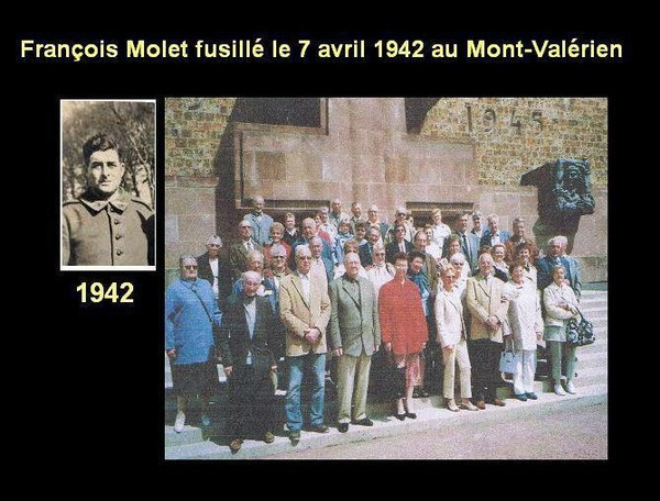 Mont-Valérien 1039 fusillés par les SS - MOLET ARGENTINA