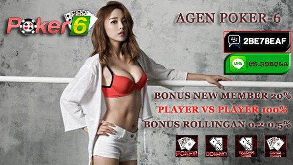 Agen Judi Poker Bank BNI