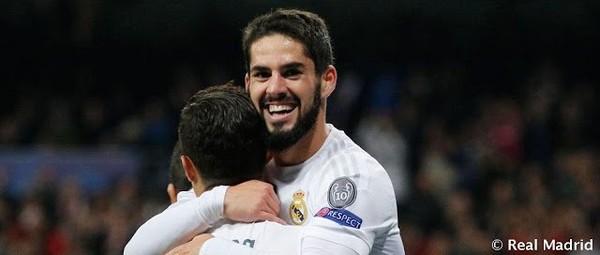 Real Madrid: Isco : buteur lors de toutes ses saisons en blanc