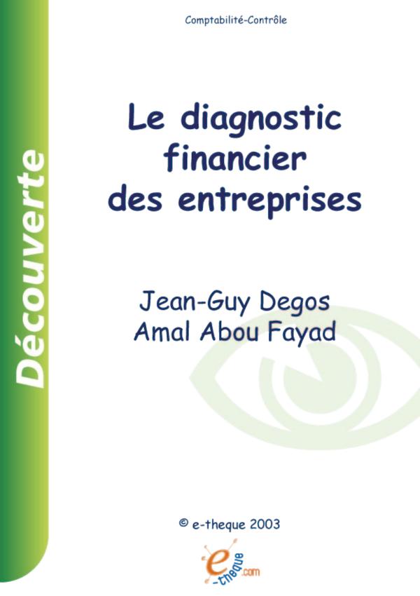Le diagnostic Financier des Entreprises.pdf