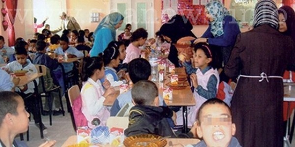 Sidi Bel Abbès : 7 nouvelles cantines ouvriront leurs portes