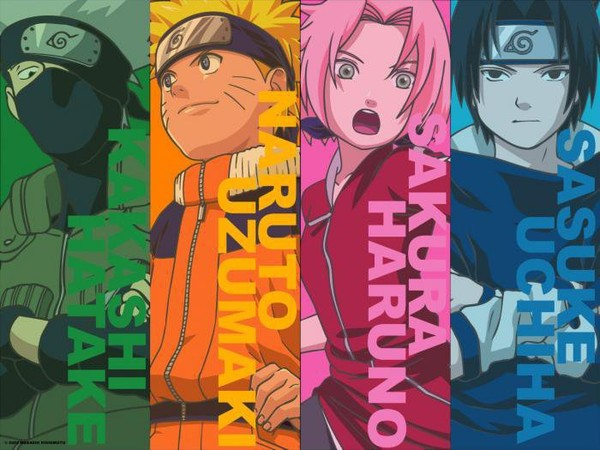 *Naruto*