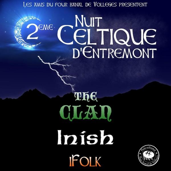 2eme Nuit Celtique d'Entremont