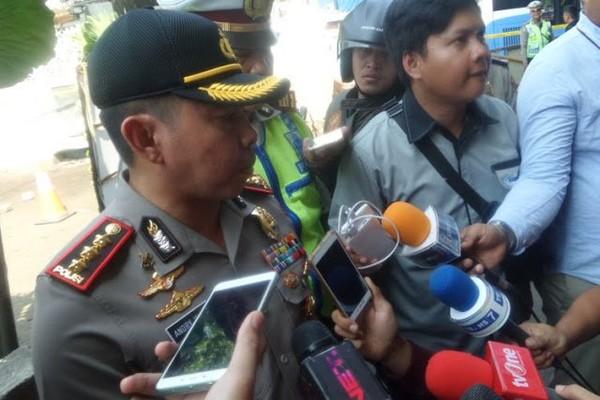 Polisi Belum Pastikan Motif Teror Order Go-Food karena Masalah Cinta - Berita Harian Indonesia