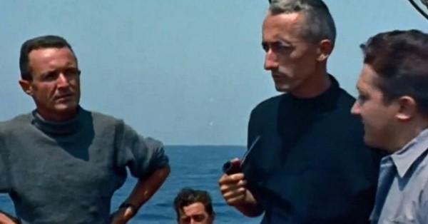 Ce que cache notre indignation devant «Le Monde du silence» de Cousteau