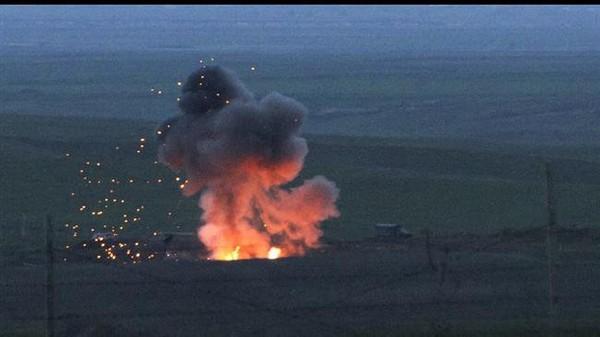 Drones israéliens contre les Arméniens