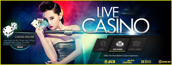 Situs Casino Online Resmi Terpercaya