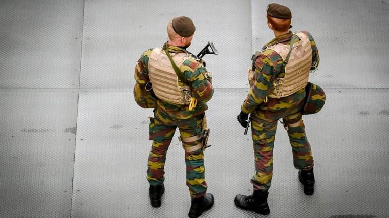 Le niveau d'alerte terroriste est élevé au niveau maximum en Région bruxelloise