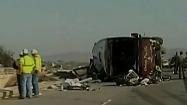 Etats-Unis : Cinq Français tués dans l'accident d'un car - Monde - MYTF1News