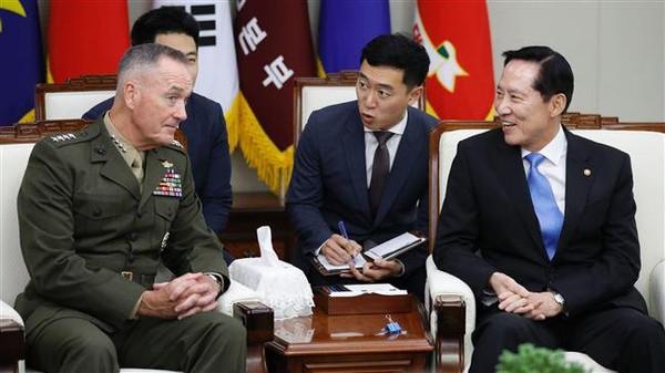 L'Amérique, prête à attaquer Pyongyang