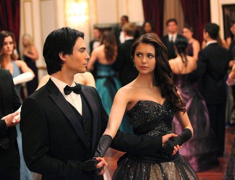 The Vampire Diaries Saison 5 : Le couple sera passionné ! | melty.fr