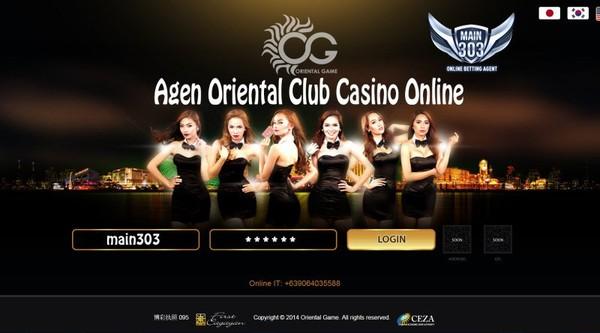 Agen Oriental Club Casino Online | Agen Bola Tangkas | Agen Judi Online Terpercaya | Prediksi Skor Jitu