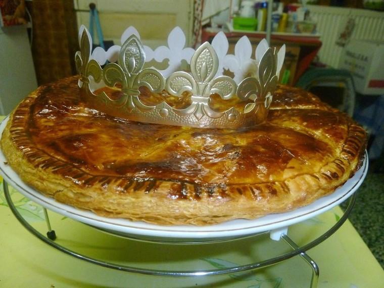 GALETTE DES ROIS (adaptée de Tupperware) - Ma Cuisine Maison