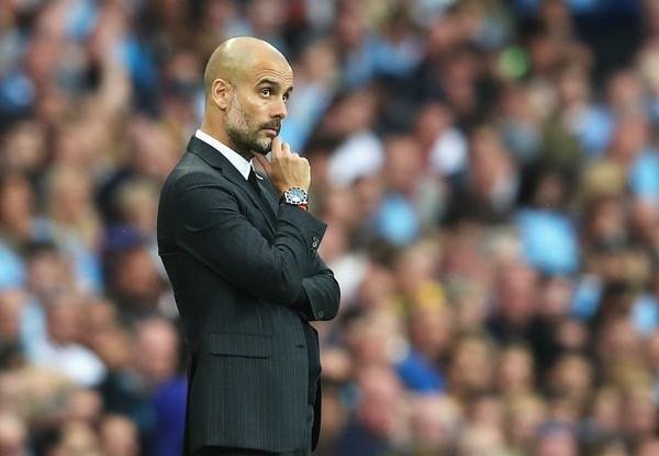 Man City Akan Menjadi Tim Yang Kuat Bersama Guardiola