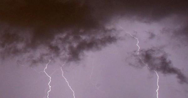 Risques d'orages aujourd'hui et demain: attention lors des activités de plein air