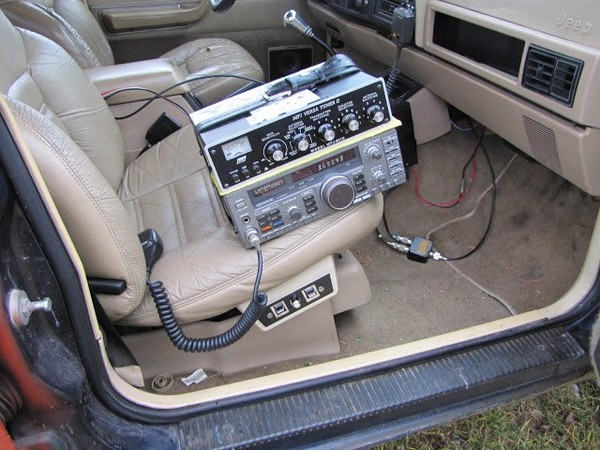F8AVO station radioamateur