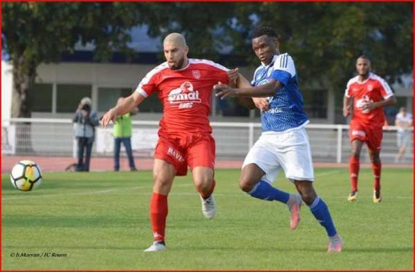 FCR - [N3] FC Rouen - Pacy : 1-0