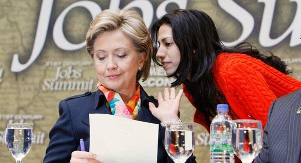 Hillary, Huma carted off 'Muslim' files, other docs