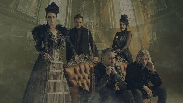 Within Temptation & Evanescence à l'AccorHotels Arena en Avril 2020 !