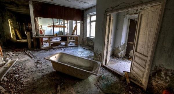 50 lieux abandonnés et villes fantômes incroyables !