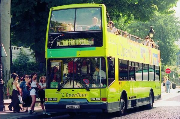 URGENT – Le chauffeur d'un bus tue un automobiliste en plein Paris !