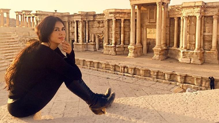 Carla Ortiz : «La guerre en Syrie a été montée de toutes pièces»