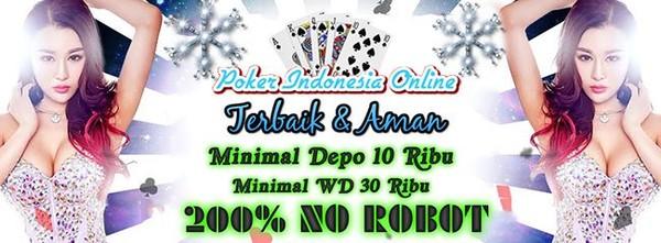 Situs Poker Online Deposit 10rb Di Indonesia