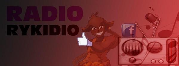 Rykidio :: Rykidio la radio de Rykke Errel