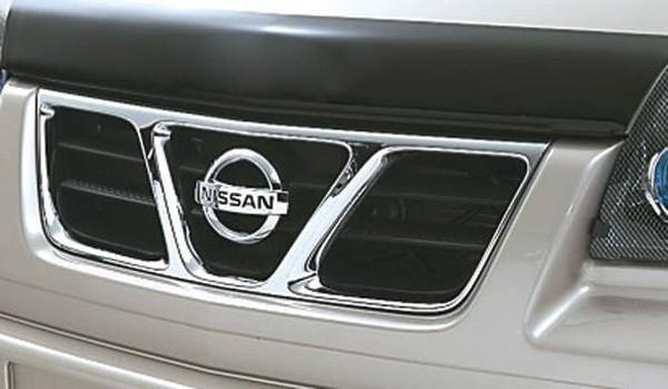 SUPER GUARD NISSAN X-TRAIL (DEFLECTEUR DE CAPOT TEINTE) 2007+