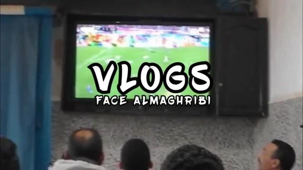 VLOG 05 - BARCA Vs REAL = No SIGNAL ملي كتفرج فالبارصة و ريال وكيمشي السنيال